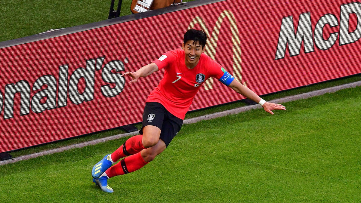 World Cup 2018: Germany knocked out on pair of South Korea goals