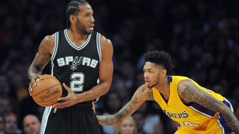 60e5c355df6f Kawhi Leonard trade rumors  With LeBron James ready to sign with Lakers