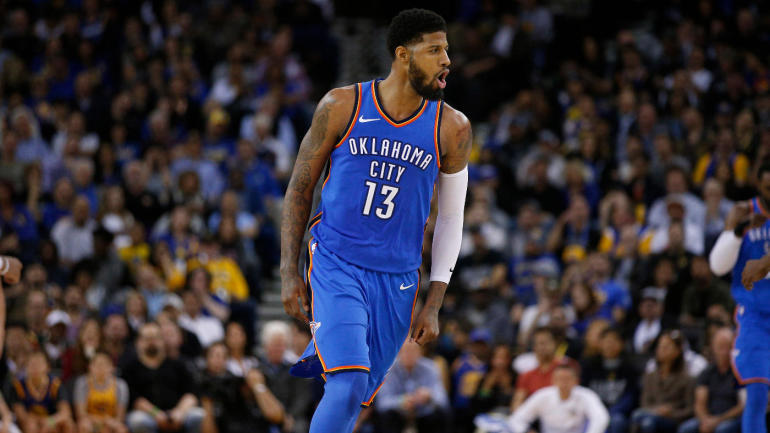Image result for paul george 2018