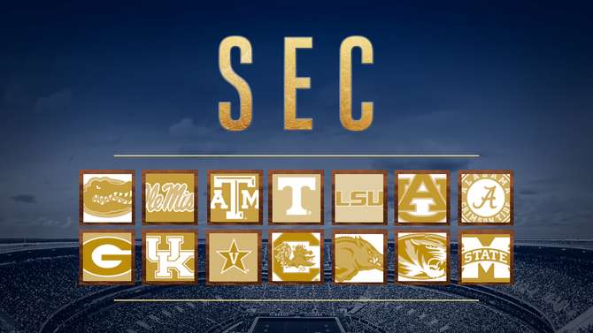 College Football S Greatest Teams The Best Season From All 14 Sec