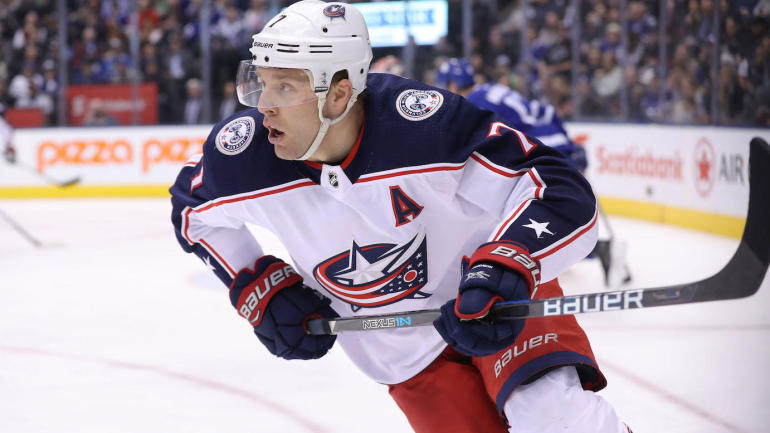 NHL Free Agency 2018  John Tortorella goes on epic rant against Jack  Johnson s comments about Blue Jackets culture - CBSSports.com f2de56e4d