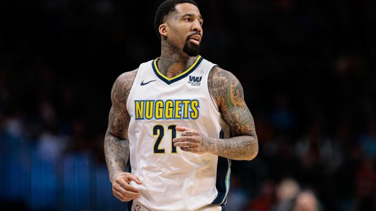 2a3b63ae91b7 NBA trades  76ers get Wilson Chandler from Nuggets while Denver dumps  salary