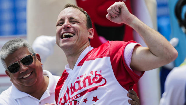 Nathan S Hot Dog Eating Contest 2018 Results Joey Chestnut