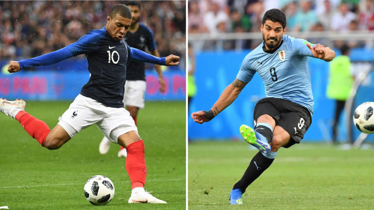 France vs. Uruguay live stream info, channel, updates: How to watch World Cup on TV and online