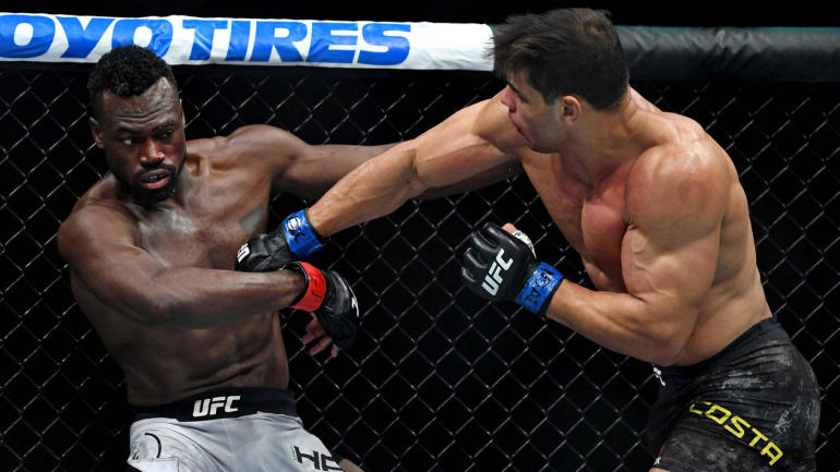UFC 226 results, highlights: Paulo Costa finishes Uriah ...