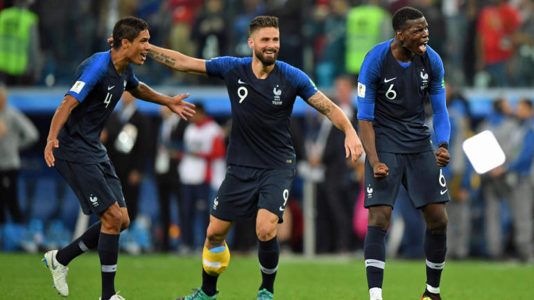 World Cup final: France vs. Croatia live stream info, TV channel, how to watch online and on streaming devices