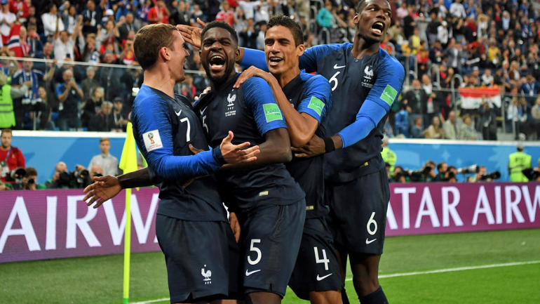 France vs. Belgium final score, recap: Umtiti, Mbappe dazzle as Les Bleus march to World Cup ...