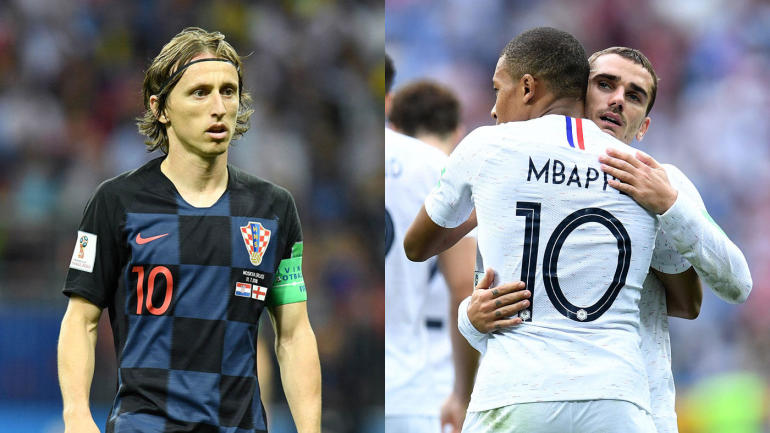 France vs. Croatia: A casual fan's guide to the 2018 World Cup final in Russia