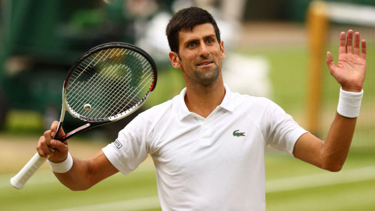 Wimbledon 2018 results: Novak Djokovic advances to men's ...