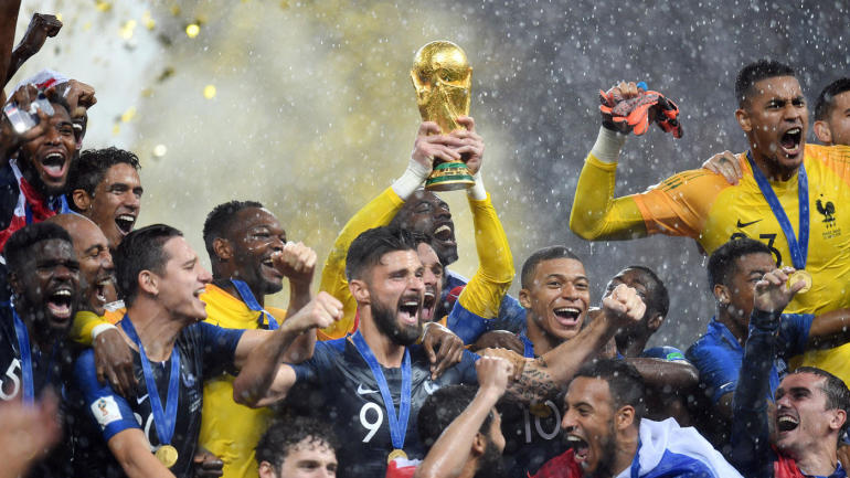 List of FIFA World Cup final winners: France adds another ...
