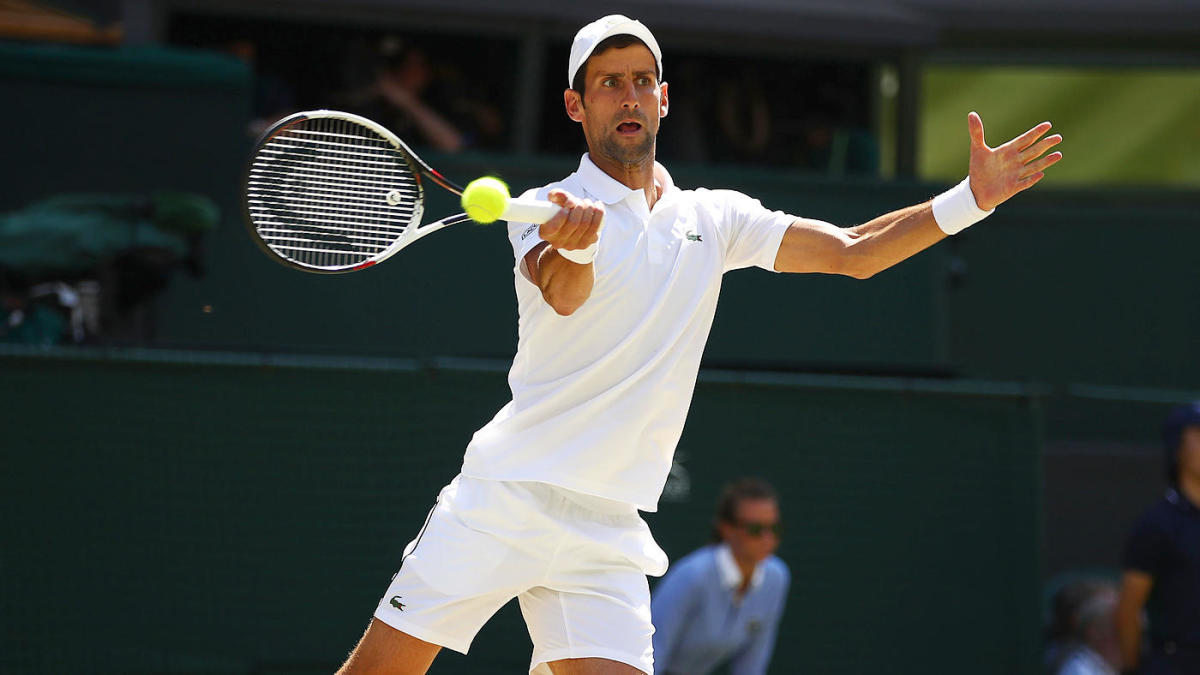 2019 Wimbledon Odds Picks Predictions Tennis Expert Reveals Picks For Novak Djokovic Vs David Goffin Cbssports Com