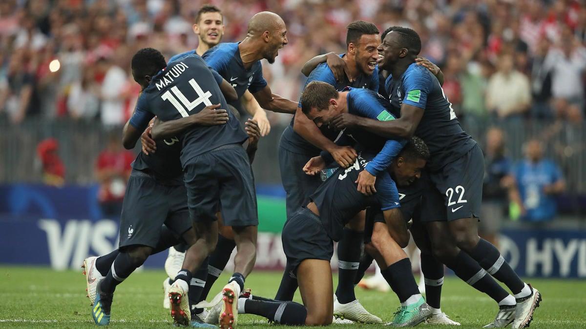 Russia 2018 World Cup standings, bracket, scores, full schedule
