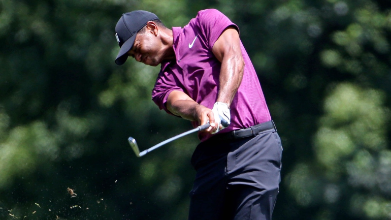 british open 2018  tiger woods plays carnoustie  previews