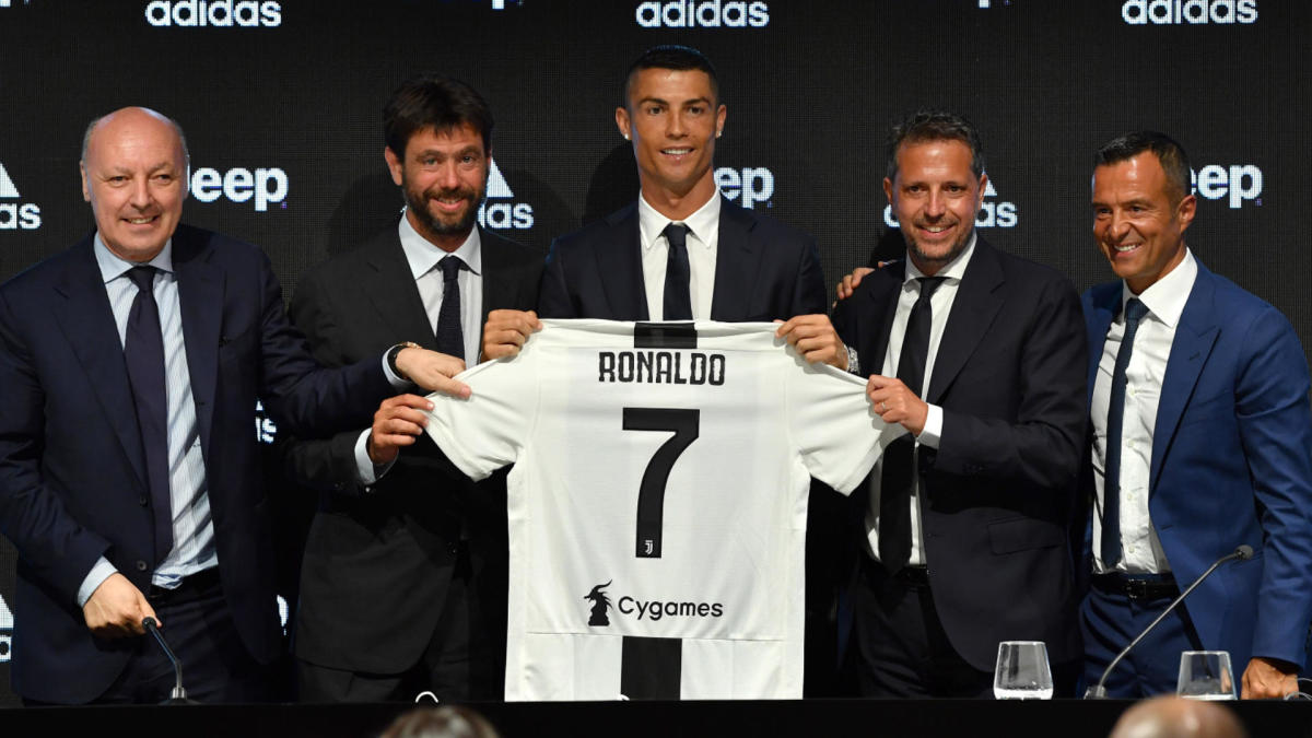 the best attitude a3bc0 40d3e Cristiano Ronaldo effect: Juventus reportedly sells $60 ...