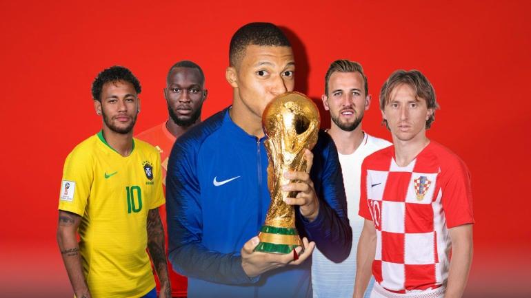 be4d79b848c Final 2018 World Cup power rankings  France takes top spot over Croatia   Belgium climbs - CBSSports.com