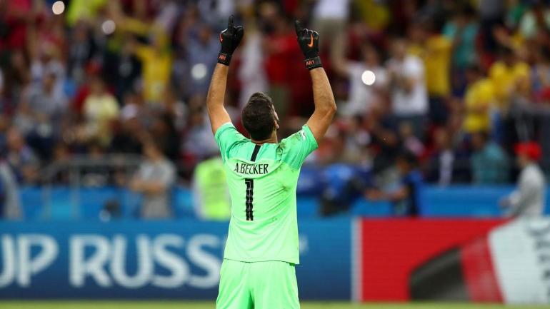 Liverpool Fans React To Reported Alisson Transfer Deal For