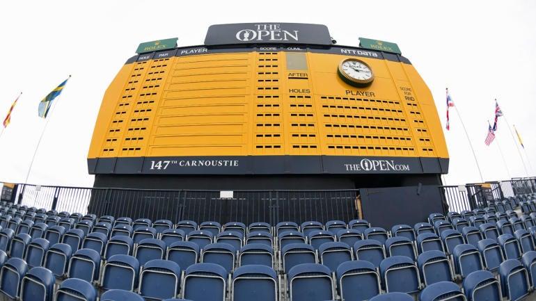 2018 british open leaderboard  live coverage  golf scores