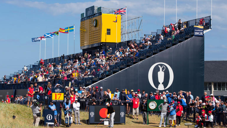 2018 british open tv schedule  coverage  channel  live