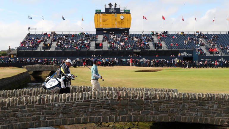 2018 british open leaderboard  live coverage  golf scores