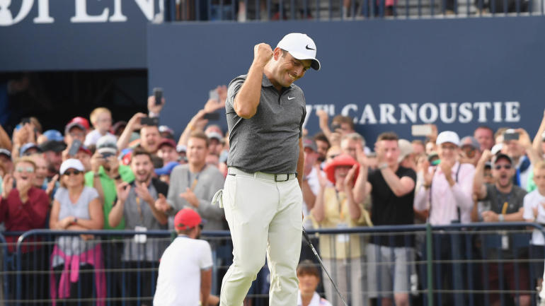 british open 2018  francesco molinari makes history