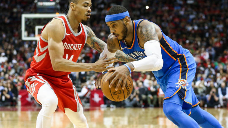 72bf128afe5d How Carmelo Anthony fits (and doesn t) with the Rockets