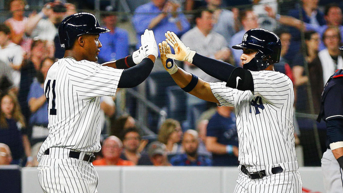 What channel is Yankees vs. Nationals on today? Schedule ...