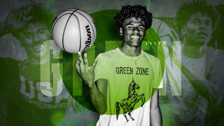 b1bd3b1d9 Jalen Green could be the No. 1 pick in the NBA Draft