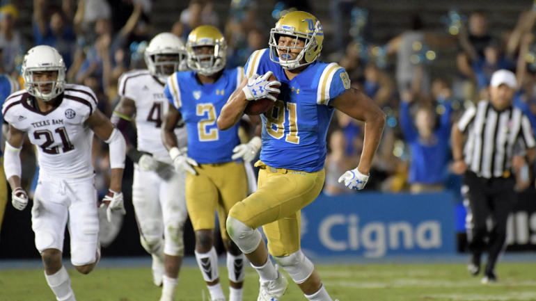 Ucla S Caleb Wilson Ready To Prove Analytics Right After