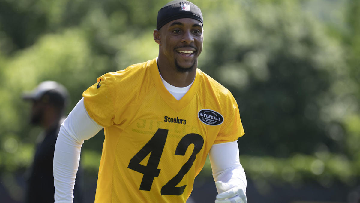 new arrival f13c8 ea05a Steelers will reportedly release safety Morgan Burnett, but ...