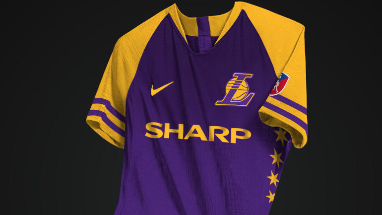 wholesale dealer 81aaf 373b1 LOOK: This is what NBA jerseys would look like if they were ...