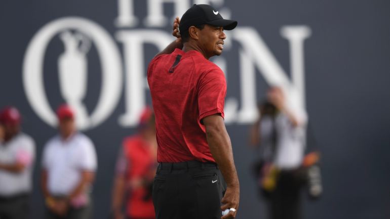 tiger woods calls 2018 british open loss a  u0026 39 teachable