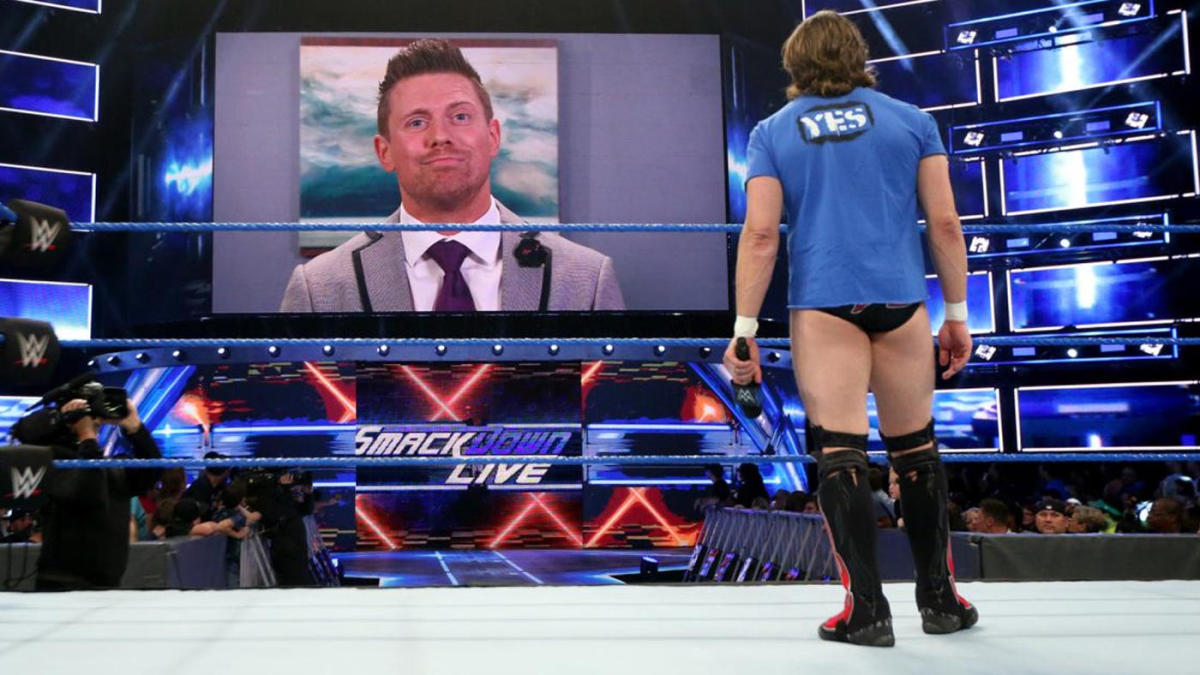 WWE SmackDown Live results, recap, grades: Daniel Bryan, Miz
