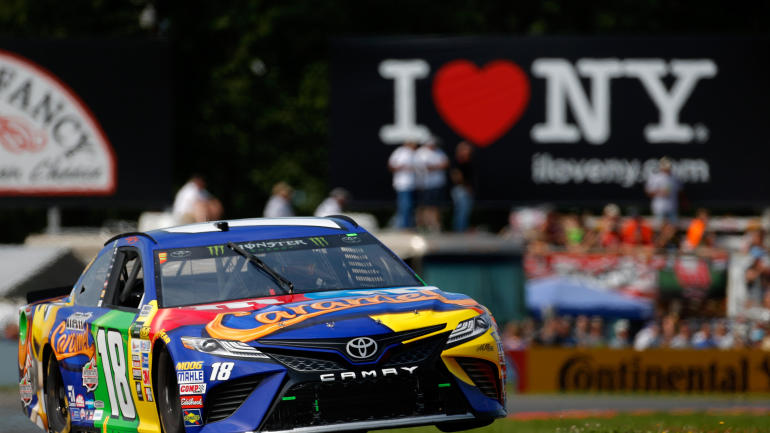 Nascar At Watkins Glen Results Standings Chase Elliott Wins First