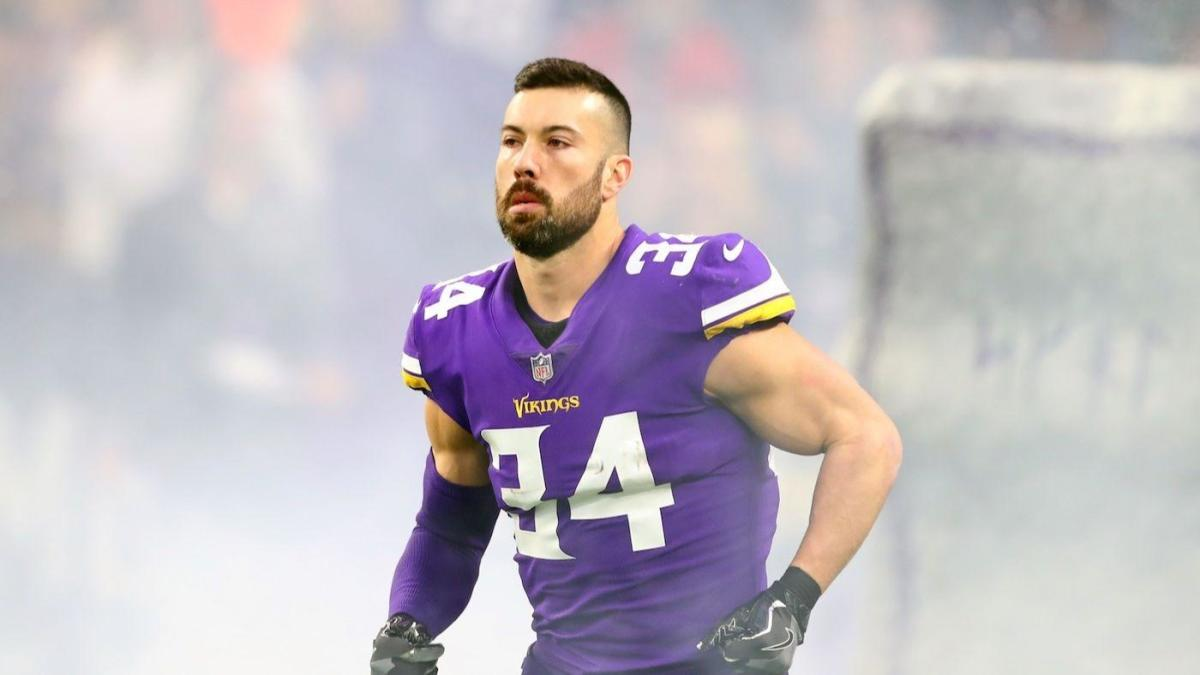 Vikings claim Andrew Sendejo off waivers, reunite with safety after his brief Eagles stint