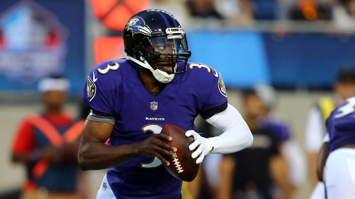 Ravens reportedly plan to start Robert Griffin III in Week 17 vs. Steelers if they secure playoff seeding - CBSSports.com