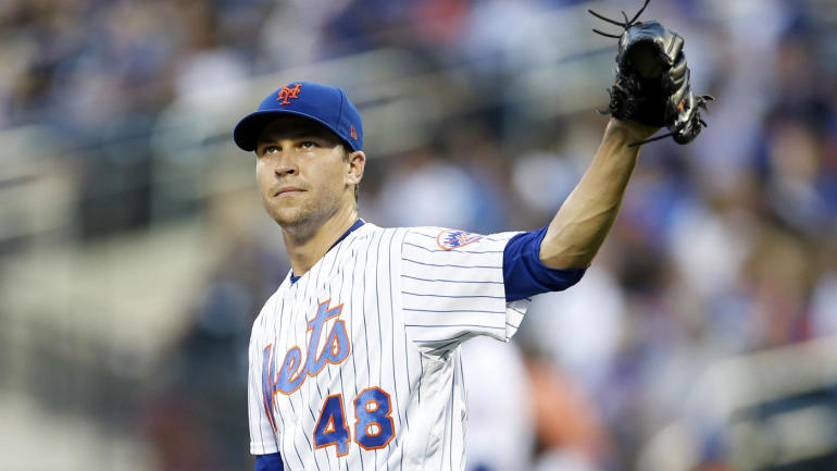 Image result for degrom