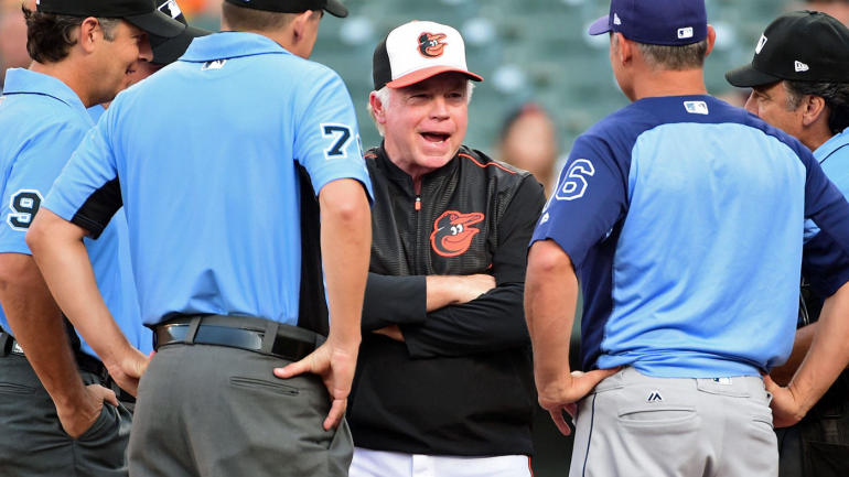 46582ed8d60 MLB hot seat rankings  Which manager is safe and who could potentially be  on the way out  - CBSSports.com