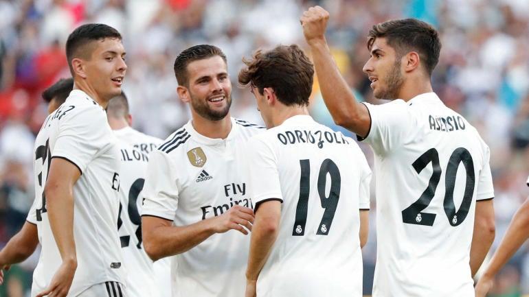 Link Live Streaming Real Madrid Vs Leganes: Melanjutkan Tren Posiitif Penguasa Klasemen Sementara