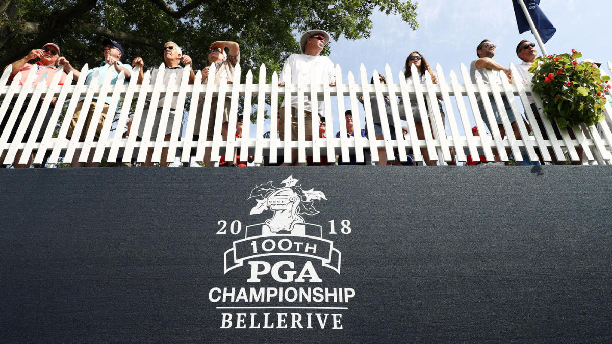 2018 PGA Championship TV coverage, channel, schedule, live stream