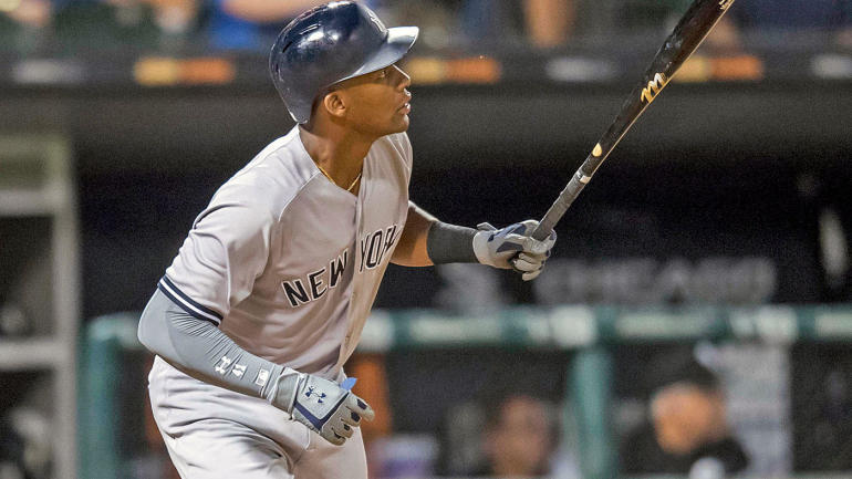 Yankees reportedly refused to include Miguel Andujar in Gerrit Cole trade