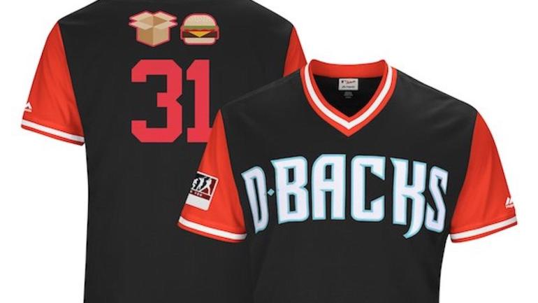 MLB Players' Weekend 2018: Best jersey nicknames for every baseball team