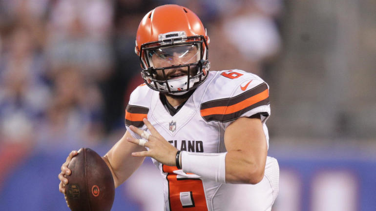 NFL Week 1 preseason scores, schedule, updates: Mayfield ...
