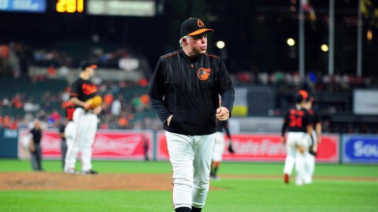 MLB manager tracker, hot seat rumors: Orioles' Buck Showalter not returning next season