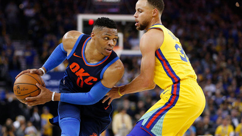 OKC Thunder star Russell Westbrook ruled out for season opener against Golden State Warriors