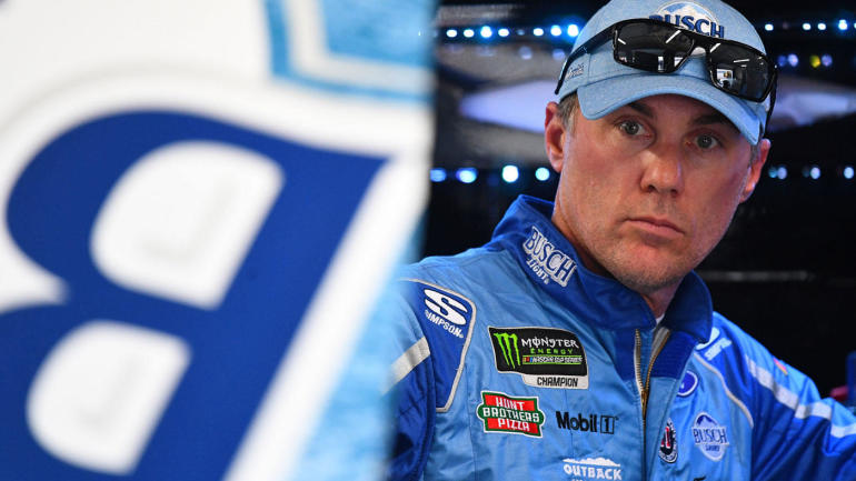 Kevin Harvick fails inspection, loses guaranteed spot in NASCAR Championship 4