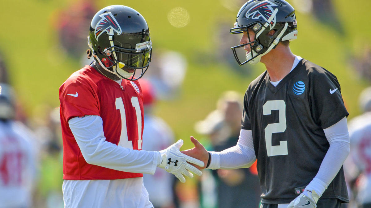 fb3648d5558 2018 NFL Bold Predictions: Falcons will win Super Bowl 53, taking a title  in their home stadium - CBSSports.com