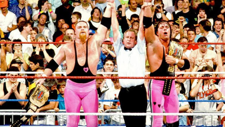 WWE legend Jim 'The Anvil' Neidhart dies at 63, and the wrestling world reacts