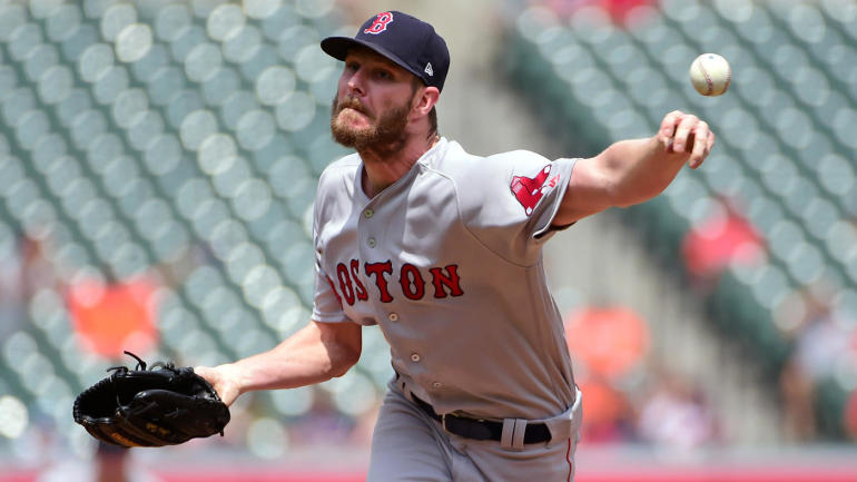 chris sale heads back to dl for second time in a month