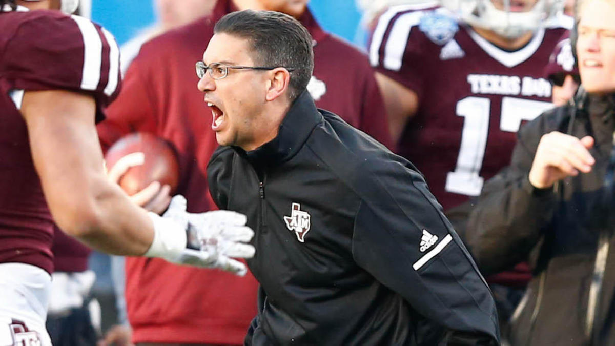 Texas A&M planning to sue Alabama assistant, former interim coach over breach of contract