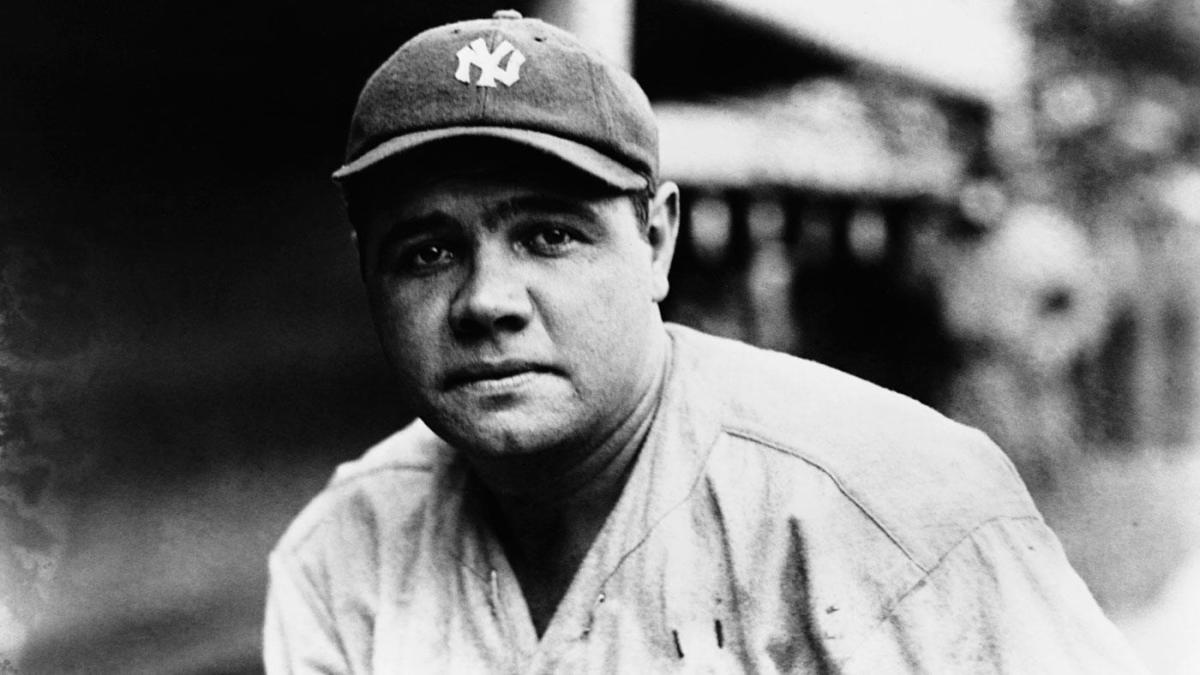newest 0f87d 2b72b Babe Ruth game-worn jersey expected to sell for record $4.5M ...